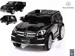 <b>RT ML63 Электромобиль Mercedes</b>-<b>Bens</b> AMG 12V R/C black с ...