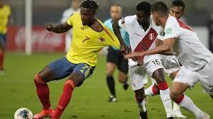 Colombia vs. Perú hoy: estas son las ...