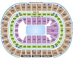 Disney On Ice Staples Center 2018 Seating Chart Disney On Ice 100 Years Of Magic United Center Tickets