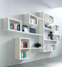 wall mounted bookshelves decorate your room with a wall mounted bookcase wooden wall mounted shelf designs