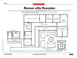 roman atrium house plan luxury roman villa house plans best ancient roman house plans bibserver of
