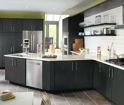 kitchen countertops quartz white cabinets. Dark Gray Cabinets Interior Kitchen Quartz Countertops With White