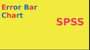Error Bar Chart Spss Error Bar Charts In Spss