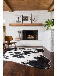 gallery 26 images of unique inspiration of faux animal skin rugs for awesome area