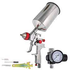 Would love to try using one as our cupboards are the type with vinyl paper on them, typical manufactured home cabinets, ugh. Top 6 Best Hvlp Spray Guns For Cabinets 2021 Review Pro Paint Corner
