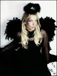 dark angel fallen angel own makeup outfit