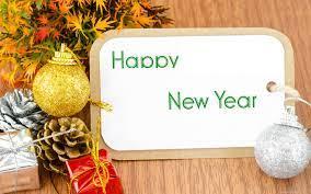Happy New Year - HD Wallpaper Free ...