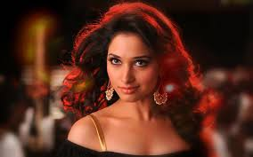 tamanna bhatia y wallpapers in red hair style