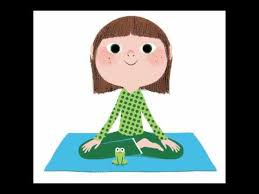 Image result for yoga dehors cartoon