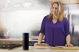 Amazon Echo Now Talks You Through Recipes