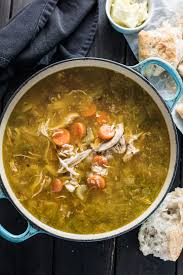Easy Homemade Turkey Soup