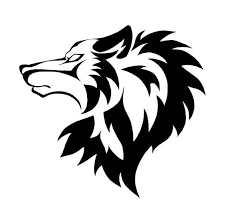 wolf face drawing tribal. Fine Wolf Outstanding Classy Tribal Wolf Face Tattoo Design And Drawing V