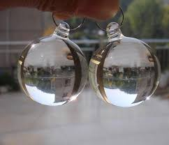 20pcs lot 20mm transpa color crystal smooth hanging ball crystal ball for chandelier parts wedding x mas