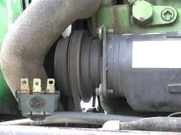 John Deere Tractor Refrigerant Capacity Chart Air Conditioning Part 3 Diagnostic Procedures