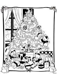 Kerstmis Disney Kleurplaat Disney Christmas Kerstmis Kleurplaten