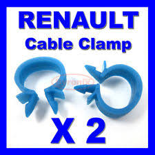 renault laguna wiring harness looms in other car parts renault cable pipe clamp wires wiring loom harness clip holder 14mm