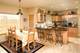 kitchen dining room combo ideas living