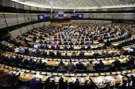 รัฐสภายุโรปเห็นชอบ 'ข้อตกลงเบร็กซิต' พร้อมดีเบตบอกลาสุดซึ้ง