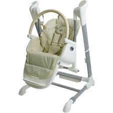 new unique  in  baby high chair swing with mobile app remote