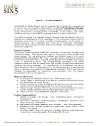 Design Manager Resume Luxury Inspirational Instructional Design