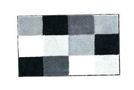 black bathroom rug black and white bath rug black and white bathroom rugs black and white