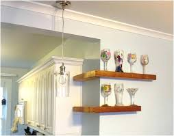 kitchen wall shelves stainless steel kitchen wall shelves stainless steel wire hanging wine glass rack white kitchen wall shelves