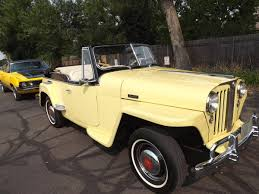 1949 Willys Jeepster for sale #2022532 - Hemmings Motor News