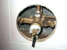 bathtub mixing valve how to replace a shower mixing valve 4 delta replacement trim installation instructions