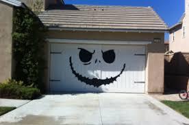 garage door decal