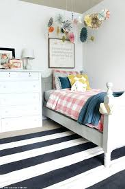 rugs for little girl room a classically cute little girls bedroom makeover its and its finally