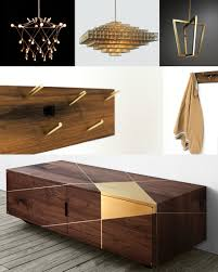 current furniture trends. Wonderful Trends In Asher Israelowu0027s Current Furniture Collection Gold Detailing Appears In  Almost Every Piece Like The Anamorphic Console Pictured Below Current Furniture Trends