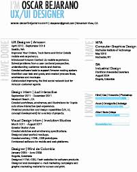Ux Design Resume Interesting Ui Ux Designer Resume Best Of Ui Ux Designer Resume Design Brief