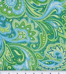 Keepsake Calico Fabric-Paisley Green : quilting fabric & kits ... & Keepsake Calico Fabric-Paisley Green : quilting fabric & kits : fabric :  Shop | Adamdwight.com