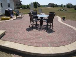 raised patio pavers. A Brick Paver Installation. Long-term Performance Is Optimal When Both Contractor And Homeowner Are Educated On Seasonal Maintenance Requirements Too. Raised Patio Pavers