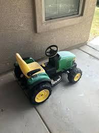 peg perego john deere tractor peg john toy tractor peg perego john deere tractor 6v battery