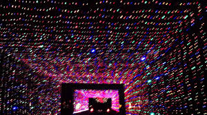 Light Show In Grand Prairie Grand Prairie Parade Of Lights Youtube