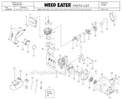 weed eater xt700 parts list and diagram ereplacementparts com click to close