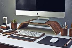 modern office accessories.  modern image of leather desk accessories sets inside modern office e