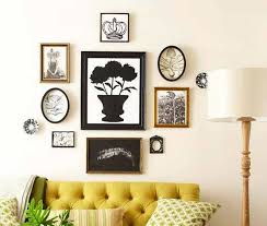 house decorating ideas with framed wall hanging pictures affordable house decorating ideas in home