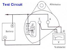 basic alternator wiring diagram basic image wiring simple alternator wiring diagram simple auto wiring diagram on basic alternator wiring diagram