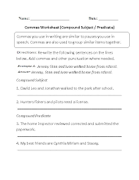 The 25+ best Subject and predicate worksheets ideas on Pinterest ...