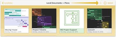 Omniplan 3 4 For Ios User Manual Building Your First Project