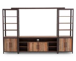 home theater table. casa viejo 4 pc. home theater wall - $1899.189900 table