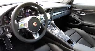 porsche 911 turbo interior. casual observers may find it difficult to distinguish the new 911 turbo from its carrerabadged counterparts but differences are actually quite porsche interior