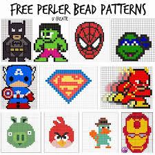 Halloween Perler Bead Patterns Custom Halloween Perler Bead Patterns U Create