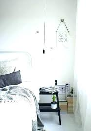 hanging lights for bedroom over nightstands pendant light nightstand fresh large bulb nz li