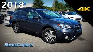 2018 subaru outback review.  2018 2018 subaru outback limited  detailed look in 4k on subaru outback review