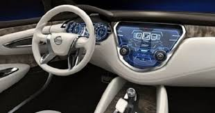 2018 nissan interior. perfect interior 2018 nissan leaf interior multimedia in nissan interior s