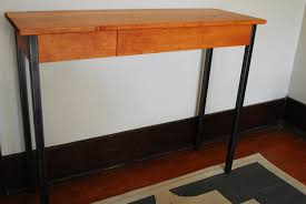 slim hall table. Modern Style Slim Hallway Table With Request A Custom Order And Have Something Made Just For Hall