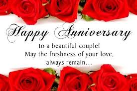 Wedding Anniversary Quotes Magnificent HAPPY ANNIVERSARY WISHES AND QUOTES Happy Anniversary Wishes And